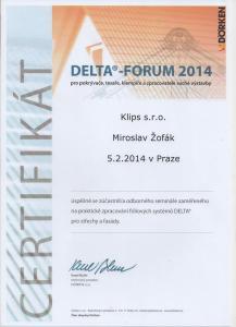 seminář Delta- Forum 2014