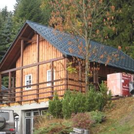 střechy - Žalý - šablona Pefa