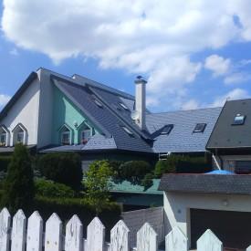 střechy-Písnice - šindel Prefa