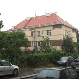střechy - Praha 10